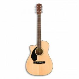 Guitarra Eletroacústica Fender Concert CC 60SCE LH Natural para Esquerdino