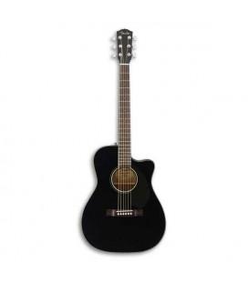 Guitarra Electroacústica Fender Concert CC 60SCE Black