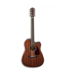 Guitarra Electroacústica Fender Dreadnought CD 140SCE All Mahogany con Estuche