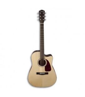 Guitarra Electroac炭stica Fender Dreadnought CD 140SCE Natural con Estuche