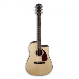 Guitarra Eletroacústica Fender Dreadnought CD 140SCE Natural com Estojo