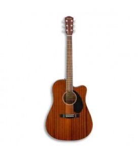 Guitarra Eletroacústica Fender Dreadnought CD 60SCE All Mahogany