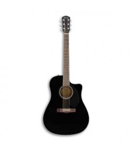 Guitarra Electroacústica Fender Dreadnought CD 60SCE Black