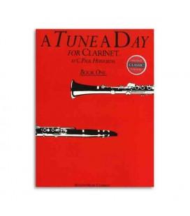 Libro Music Sales BM10108 Tune a Day Clarinet Book 1