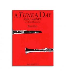 Livro Music Sales BM10116 Tune a Day Clarinet Book 2