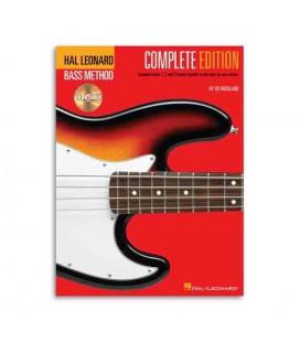 Livro Hal Leonard Bass Method Complete Edition HL00695074