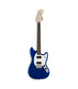 Electric Guitar Fender Squier Bullet Mustang HH IL Imperial Blue