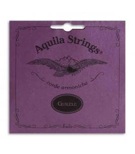 Juego de Cuerdas Aquila 96 C para Guitalele