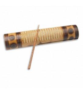 Reco Reco Toca Percussion T SBG Small Bamboo Guiro