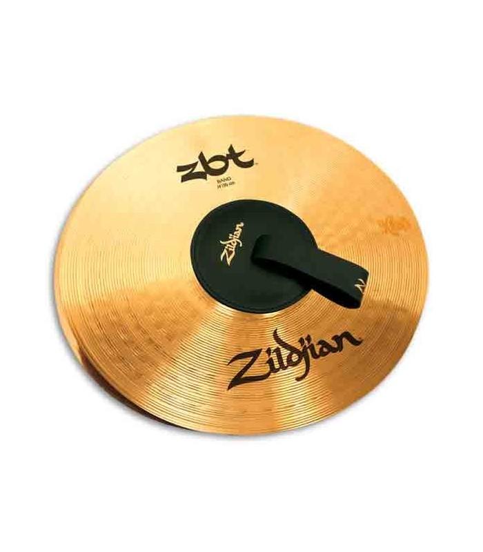 Par de Pratos Zildjian 14 ZBT Band