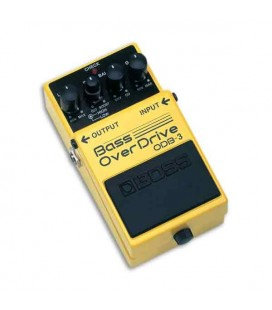3/4 photo of pPedal Boss ODB-3 Bass Super Overdrive