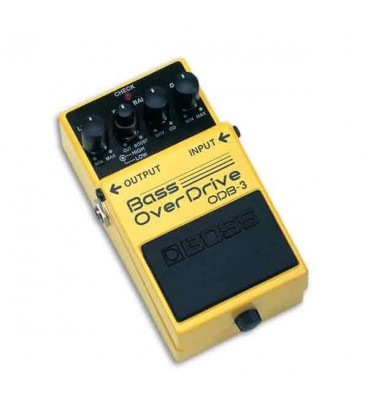 Foto a 3/4 Pedal Boss ODB-3 Bass Super Overdrive