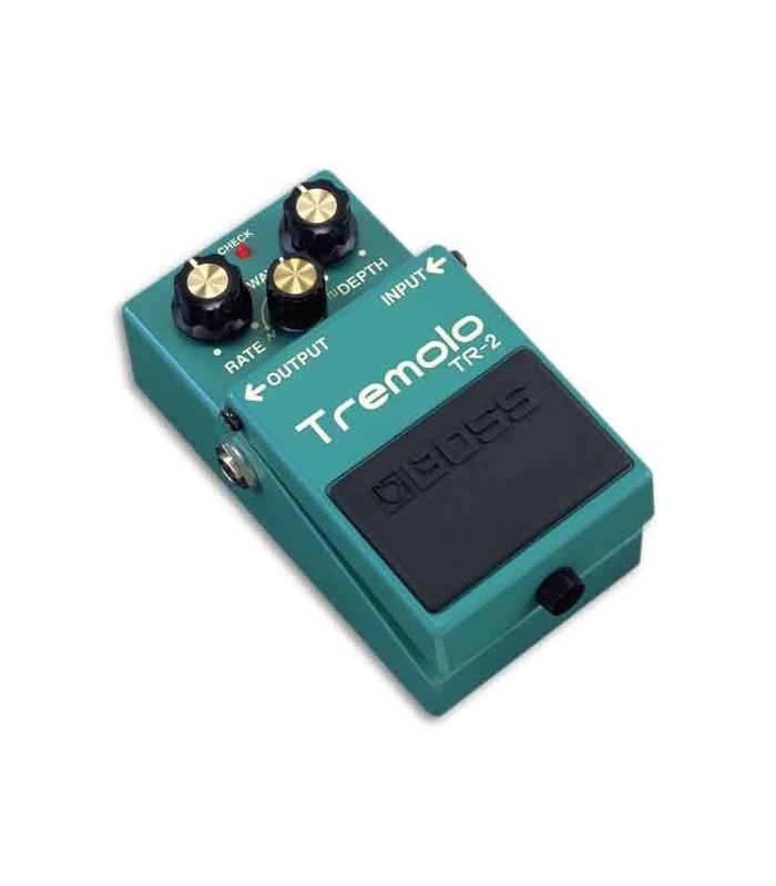 Foto 3/4 do pedal Boss TR-2