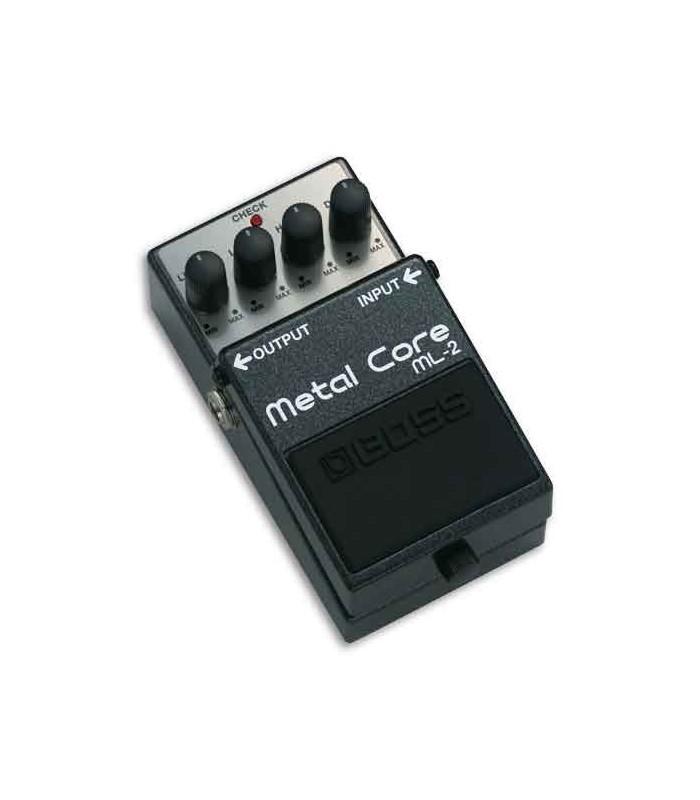 Pedal Boss ML-2 Metal Core foto a 3/4