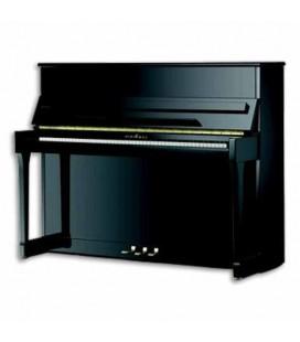 Piano Vertical Schimmel I115 115 cm Preto Polido International