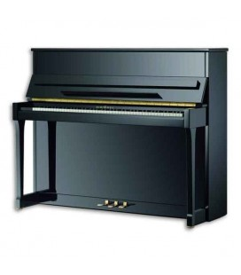 Piano Vertical Schimmel I119 119 cm Preto Polido International
