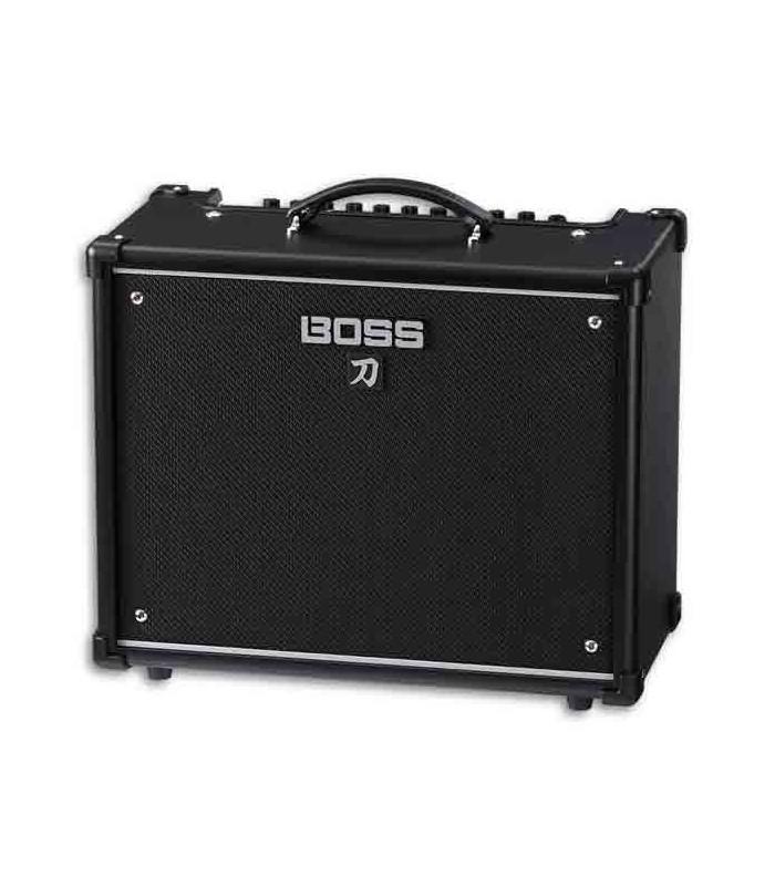 Amplificador Boss para Guitarra 50W Katana KTN50