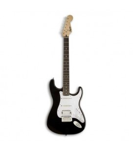 Fender Electric Guitar Squier Bullet Strat HSS Black