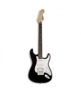 Guitarra Electrica Fender Squier Bullet Stratocaster HSS IL Black