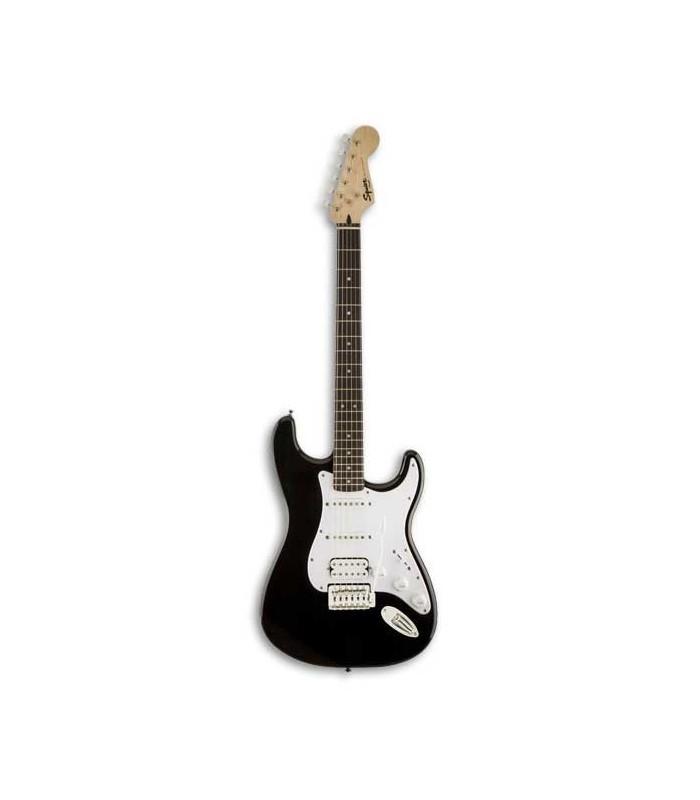 Guitarra Elétrica Fender Squier Bullet Stratocaster HSS IL Black
