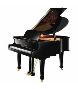 Piano Cauda Preto Polido Premium 148cm P8PE