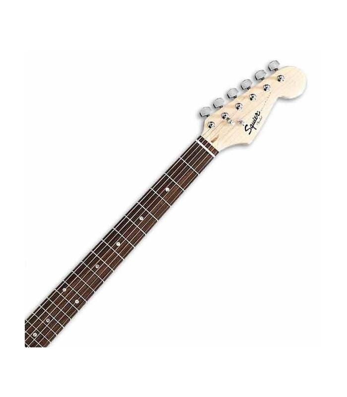 electric guitar fender squier bullet stratocaster brown sunburst. Black Bedroom Furniture Sets. Home Design Ideas
