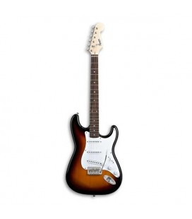 Guitarra Elétrica Fender Squier Bullet Stratocaster Brown Sunburst