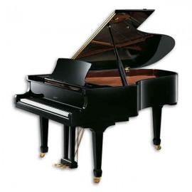 Piano Cauda Ritmuller GH188R PE 188cm Preto Polido Premium Profissional Grande