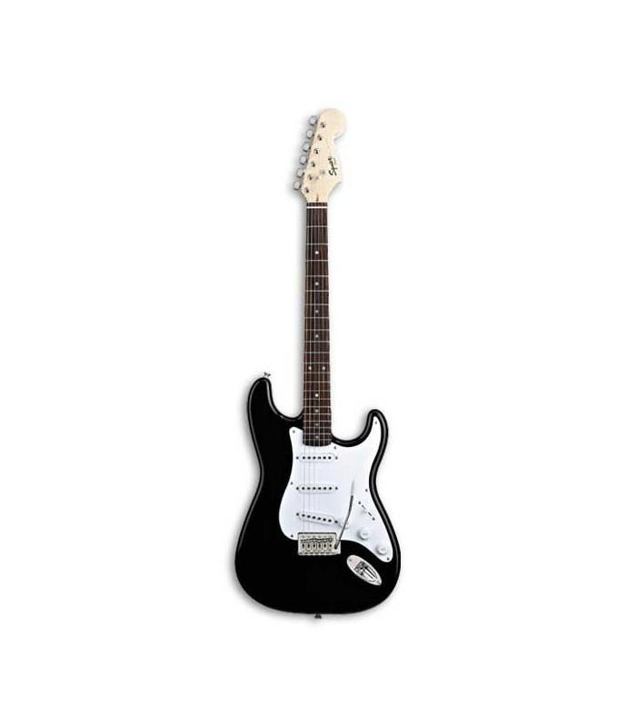Guitarra Elétrica Fender Squier Bullet Stratocaster Preta
