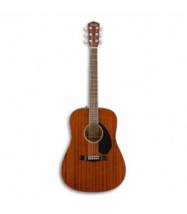 Fender Folk Guitar Dreadnought CD 60S All Mahogany