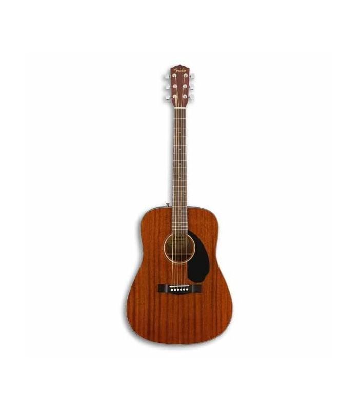 Guitarra Folk Fender Dreadnought CD 60S All Mahogany