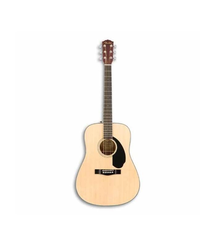 Guitarra Folk Fender Dreadnought CD 60S Natural