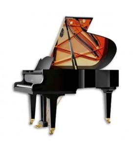 Piano de Cauda Schimmel I168 International 168cm Preto Polido