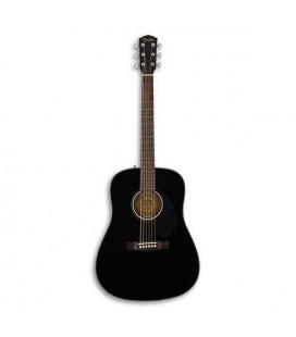 Fender Folk Guitar Dreadnought CD 60S Black