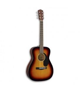 Guitarra Folk Fender Concert CC 60S Sunburst
