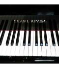 O Pearl River GP150 PE Classic Baby Grand tem uma excelente acção, que o torna particularmente agradável de tocar