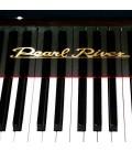Grand Piano Pearl River GP170 PE keyboard and logo