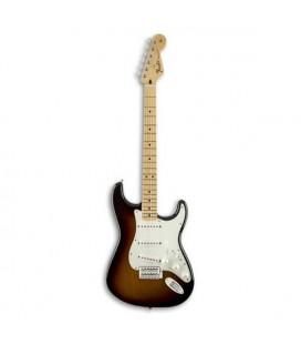 Guitarra Eléctrica Fender Standard Stratocaster Maple Neck Brown Sunburst