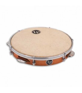 LP Pandeiro LP3010N 10 Brazilian Style Natural Head