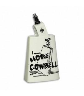 LP Cowbell LP204C MC Black Beauty More Cowbell