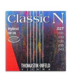 Juego de Cuerdas Thomastik Classic N Hybrid CR128 para Guitarra Clásica