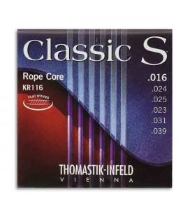 Thomastik Classical Guitar String Set Classic S Rope Core KR116