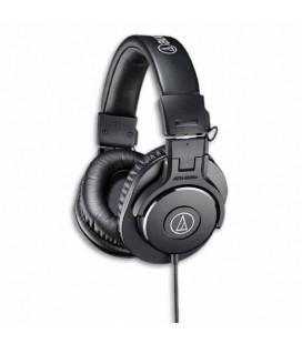 Auscultadores Audio Technica ATH M30X Professional Studio Monitor