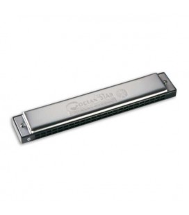 Photo of harmonica Hohner Ocean Star