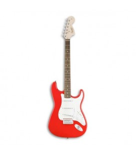 Guitarra Eléctrica Squier Affinity Stratocaster RW Race Red