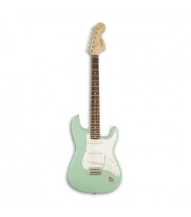 Guitarra Eléctrica Squier Affinity Stratocaster RW Surf Green