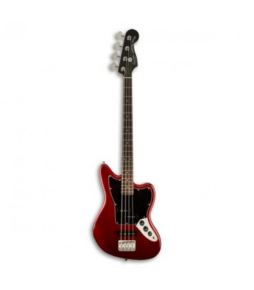 Guitarra Baixo Squier Vintage Modified Jaguar Bass Special SS (Short Scale) RW Candy Apple Red