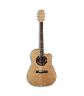 Guitarra Eletroacústica Fender T Bucket 400 CE Natural