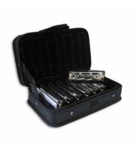 Pack Hohner 91105 7 Armonicas Blues