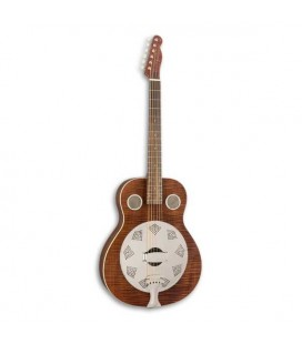 Resonator Fender Brown Derby